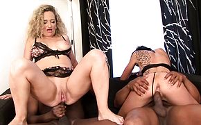 matures get pussy and ass fucked by black men