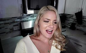 PervMom  Blonde Stepmom Cheats On Husband With Stepson