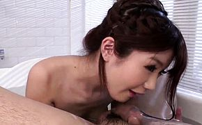 Nude sex in the warm tub for the   More at Slurpjpcom