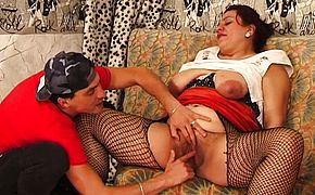 extreme fat stepsister rough fucked