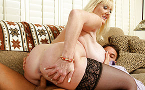 Kayla Kleevage and Rocco Reed in My Friends Hot Mom