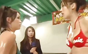 Cat Fight Bukkake  Final Bout  Censored