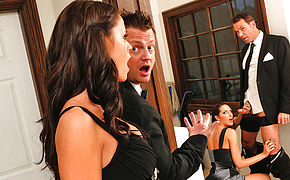 Kortney Kane and Steven St Croix in Naughty America