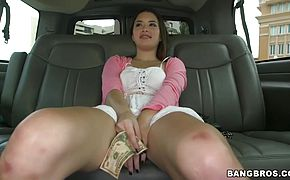 Daisy Summers Takes a Ride