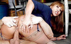 Ava Devine and Denis Marti in Naughty Office