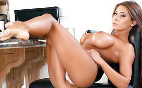 Madison Ivy and Danny Wylde in House Wife 1 on 1