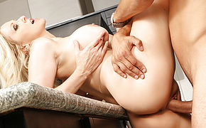 Julia Ann and Danny Mountain in Seduced by a Cougar