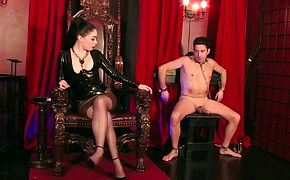 Lady Sophia Black  A Very Strict Mistress